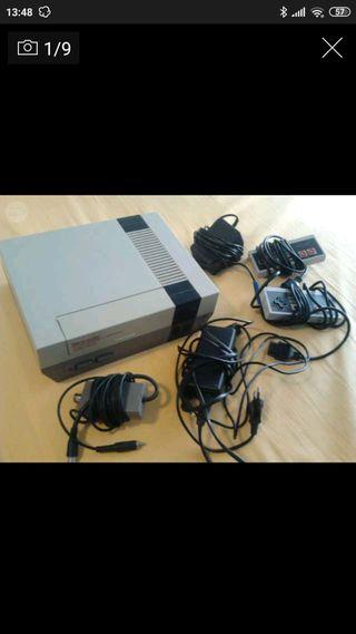 Nintendo Nese-001 Entertainment System