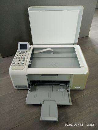 Impresora, escaner, copiadora