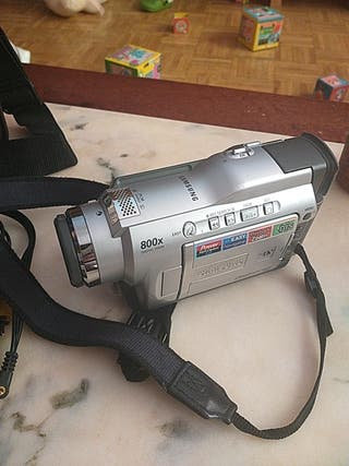 cámara vidio Samsung