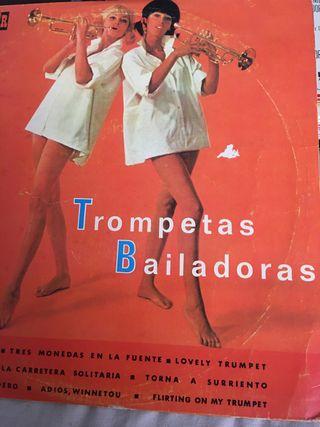 Vinilo Trompetas Bailadoras