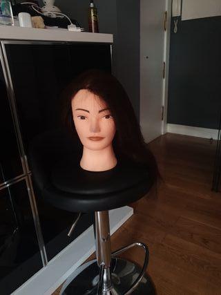muñeca peluqueria
