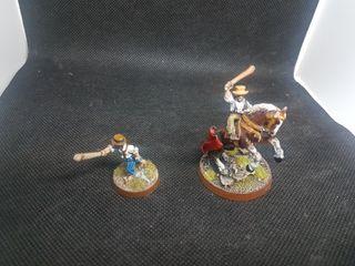 Señor de los Anillos Warhammer Miniaturas 5 cataf
