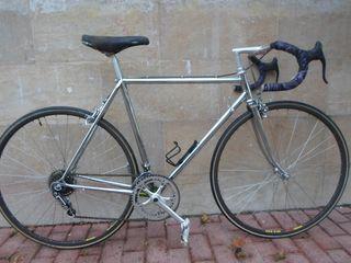bicicleta faggin retro campagnolo vintage