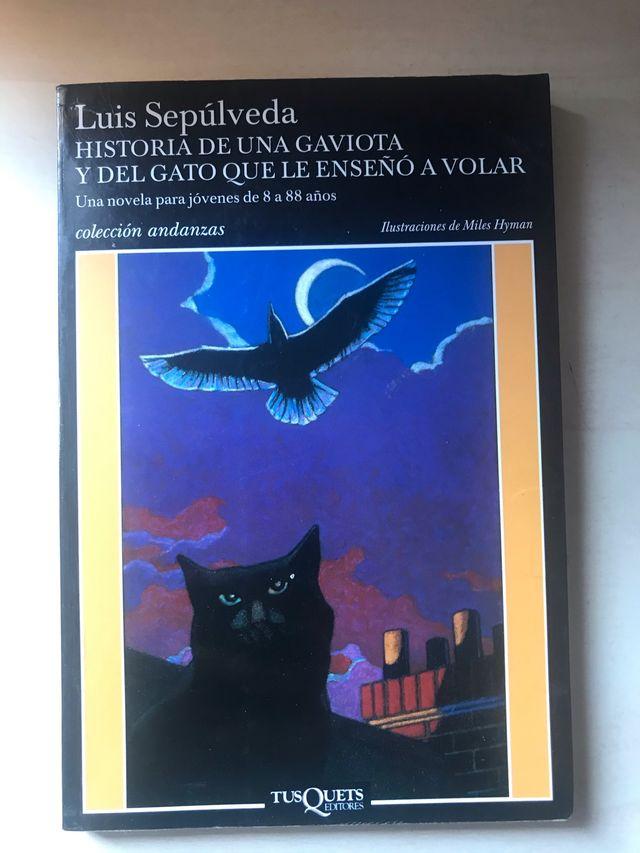 Historia de una gaviota y del gato que le enseño