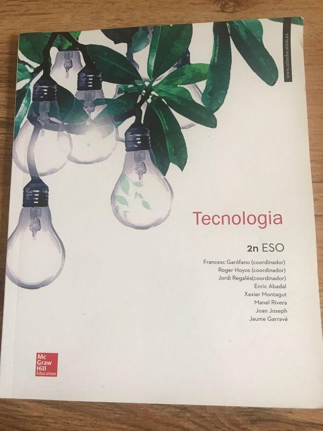 Libro de Tecnologia 2ndo de la ESO