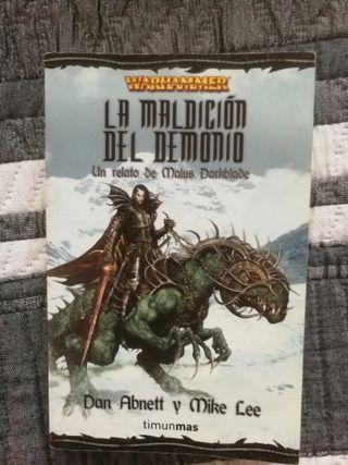 Warhammer: La maldición del demonio - Abnett y Lee