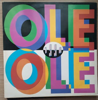 Disco de Vinilo Ole Ole 1990
