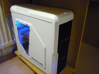 Zalman Z3 Plus Blanca - Caja PC