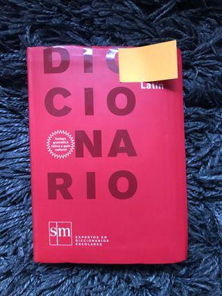 Diccionario Latin-Castellano