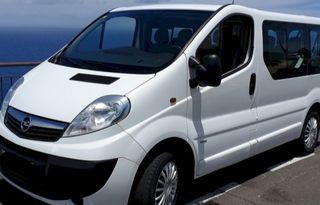 Opel Vivaro combi 9