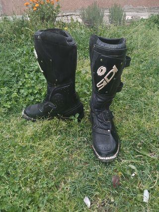 Botas de moto de campo SIDI