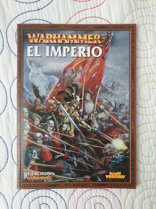 Codex WarHammer Fantasy Imperio