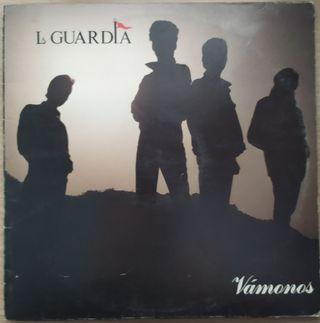 Disco de Vinilo La Guardia Vamonos