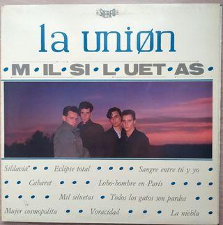 Disco de Vinilo PROMO La Unión Mil Siluetas