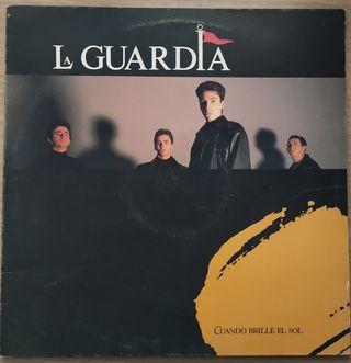 Disco de Vinilo La Guardia Cuando brille el Sol