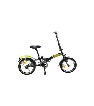 bicicleta niño plegable