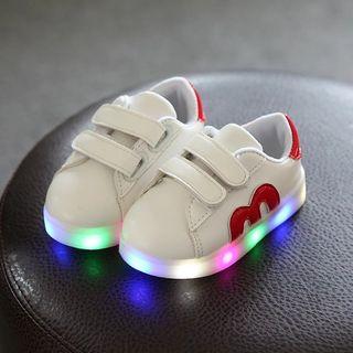 zapatos con luces niña/niño nuevo talla 23
