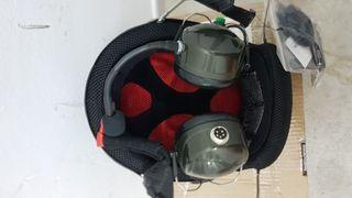 casco paramotor