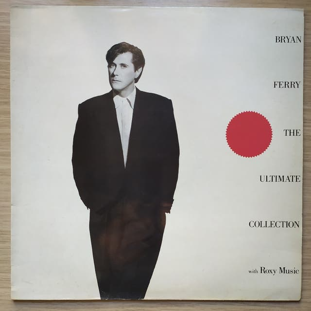 Disco de Vinilo Bryan Ferry The Ultimate Collectio