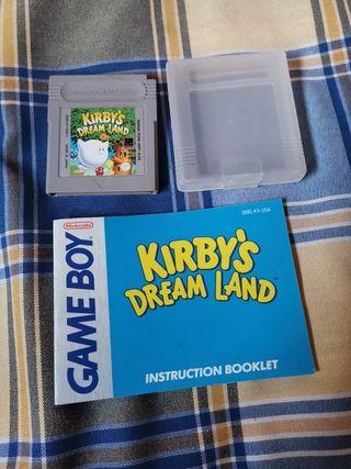 Kirbys dreamland GB