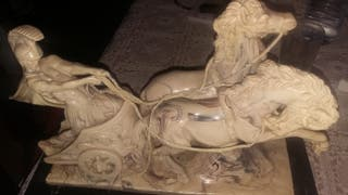 Escultura de Marmol