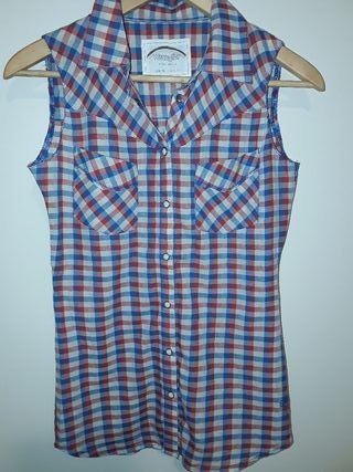 Camisa Wrangler mujer
