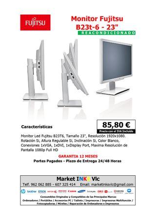 Monitor Led REACONDICIONADO Fujitsu B23T6