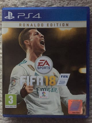 FIFA 18- RONALDO EDITION