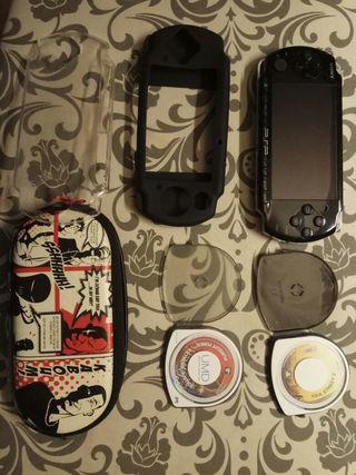 CONSOLA PSP MOD. 3004