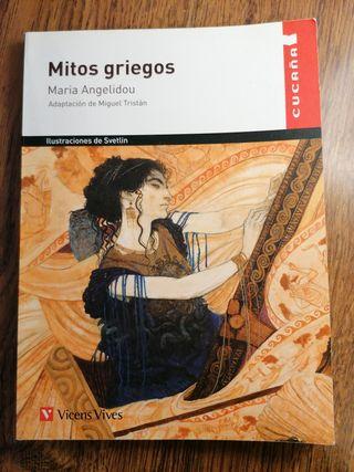 Mitos griegos Maria Angelidou