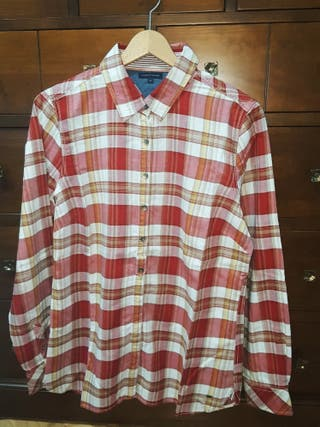 Camisa mujer Tommy Hilfiger cuadros