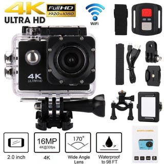 Camara 4K Ultra Full HD WiFi
