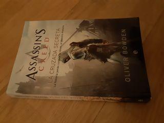 libro de Assassin's Creed