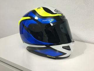 Casco Moto HJC RPHA 11 Deroka XL