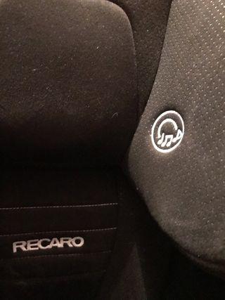 Silla coche Recaro Monza Nova 1/2/3