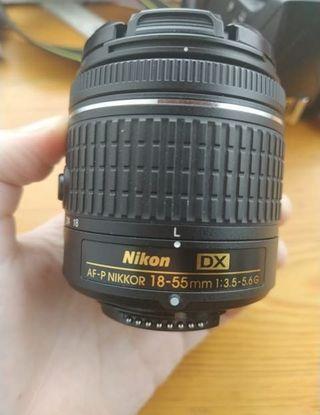 cámara NIKON 3330