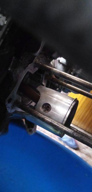 cilindro mk sp 74cc acepto cambio por otro cilindr
