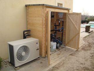 Montajes climatización piscinas