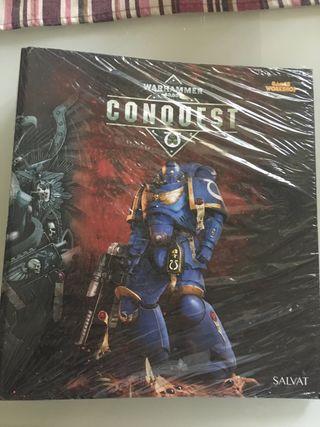 Archivador Warhammer 40K Conquest