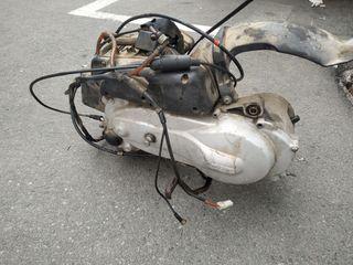 Motor completo para Vespa ET2 49 c.c