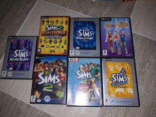 Juegos PC Sims