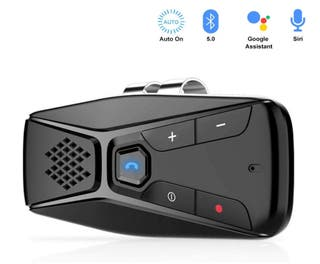 Manos Libres para Coche Bluetooth 5.0 Auto Power