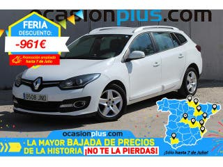 Renault Megane Sport Tourer Business Energy dCi 81 kW (110 CV)