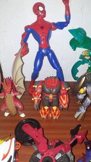 Figura juguetes variadas