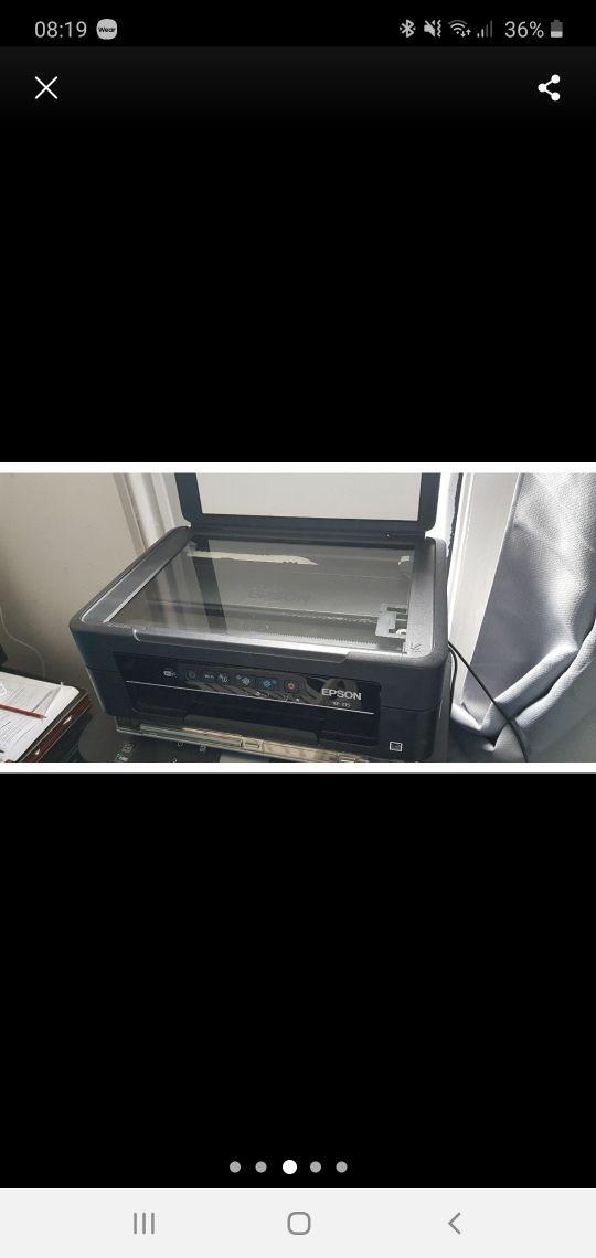 Epson wireless printer