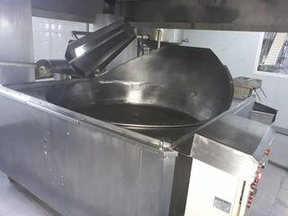 freidora industrial perol
