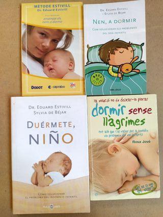 duérmete niño dormir sin lágrimas libro sueños
