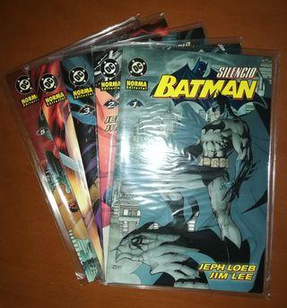 Batman silencio completa