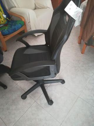 sillón de escritorio