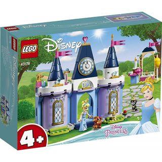 LEGO DISNEY 41178 - FIESTA CASTILLO CENICIENTA